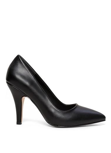 Sole Sisters Topuklu Ayakkabı Siyah - Talya2 Siyah